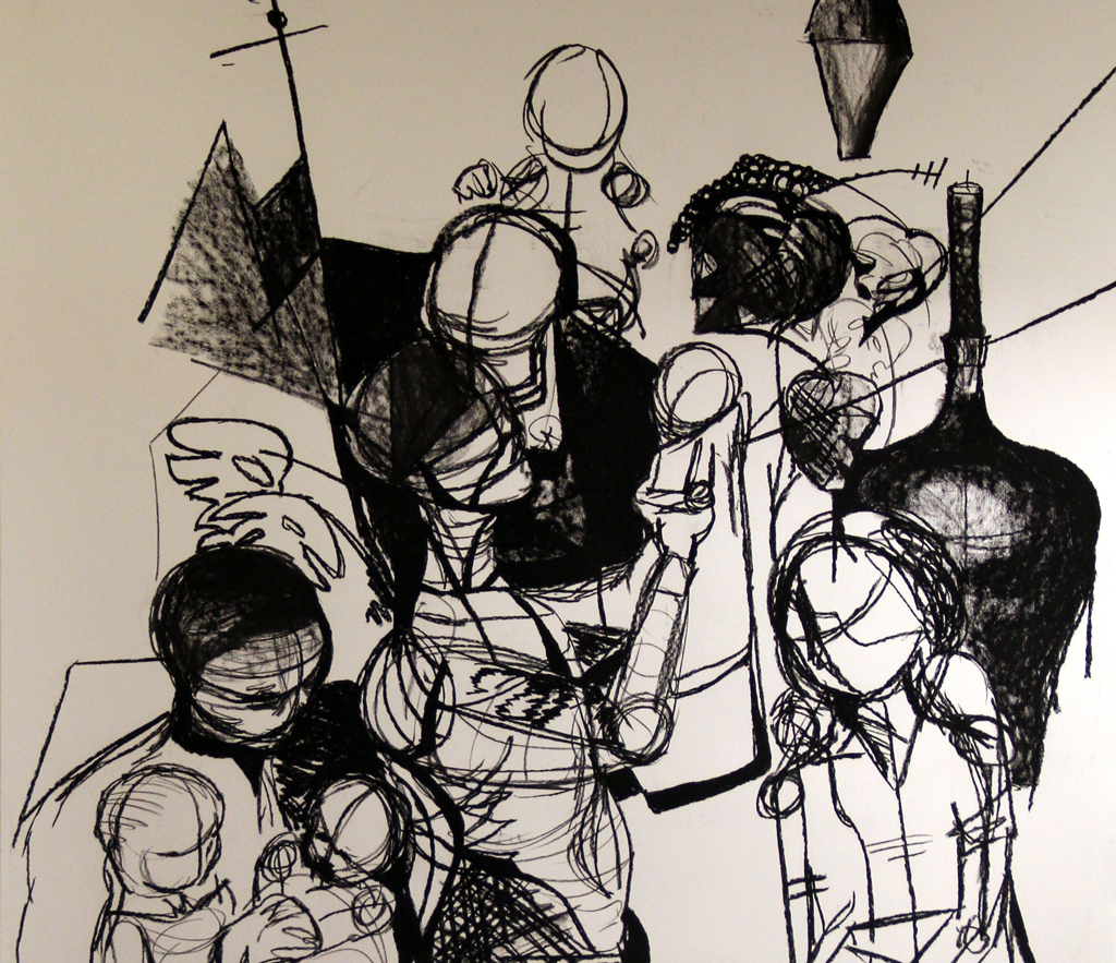 Untitled Drawings
