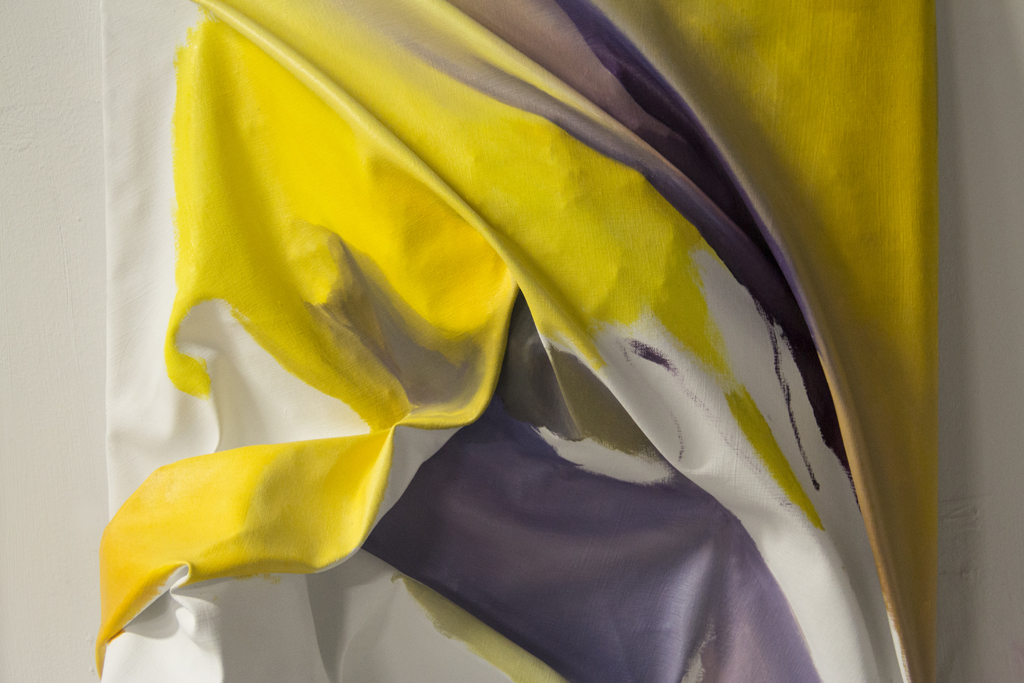Fragment of In Relation to Yellow